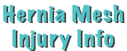 Hernia Mesh Free Case Evaluation   You May Receive Compensation
